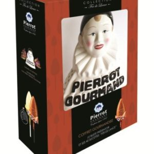 Coffret buste pierrot gourmand