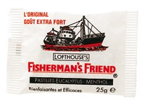 FISHERMAN'S FRIEND BLANC BOITE 24
